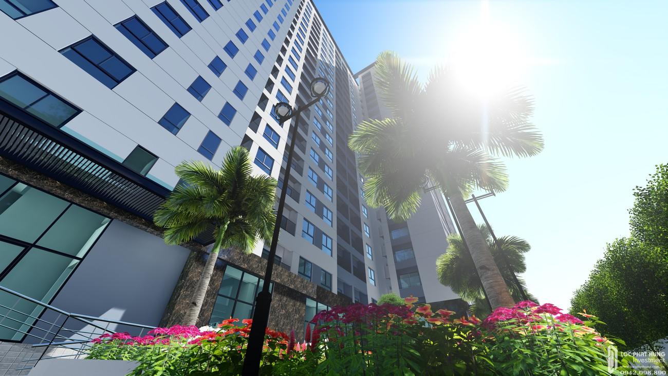 Tiện ích dự án căn hộ chung cư Bcons City Dĩ An Đường Thống Nhất chủ đầu tư Bcons