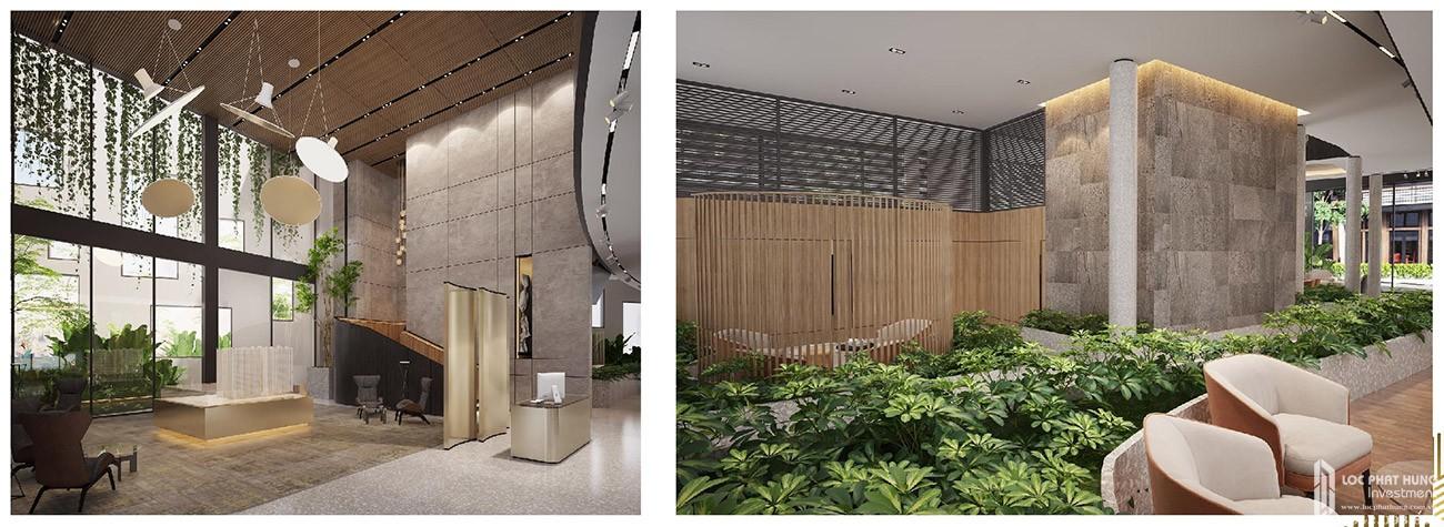 Sales Gallery dự án căn hộ chung cư Lavita Thuận An Thuận An Đường Quốc lộ 13 chủ đầu tư Quốc Cường Gia Lai
