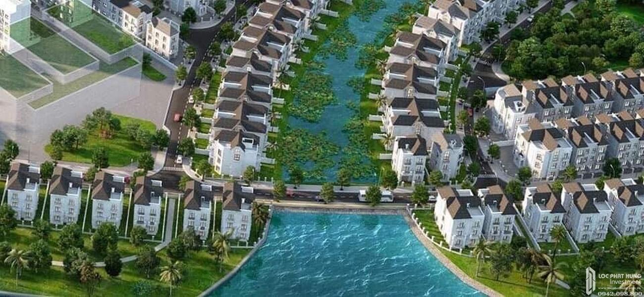 Tiện ích dự án nhà phố The Manhattan Glory Quận 9 Đường Nguyễn Xiển chủ đầu tư Vingroup