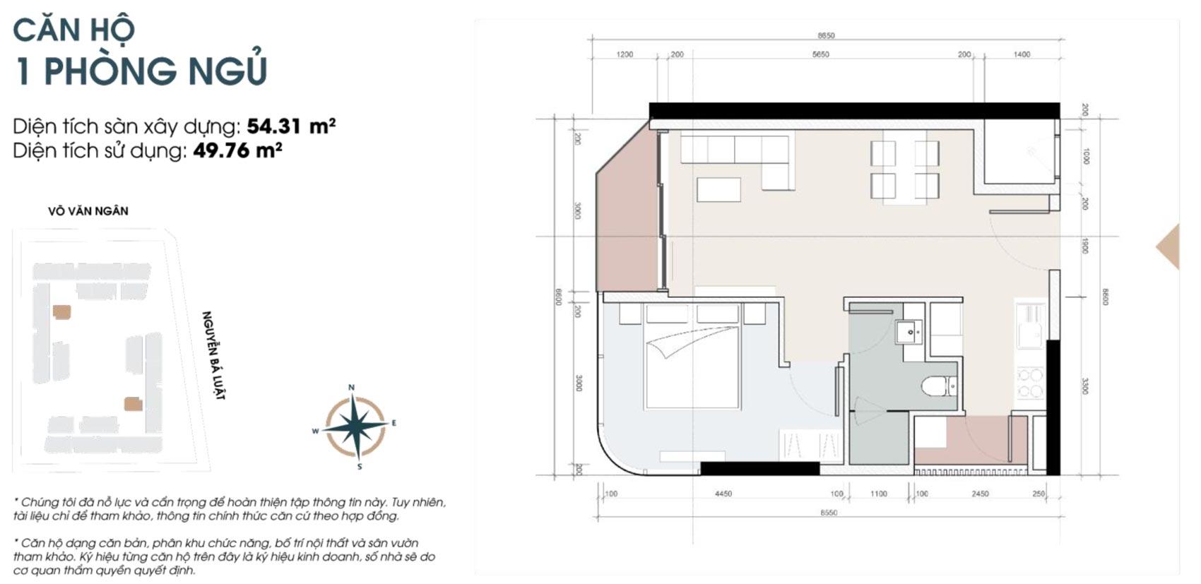 Thiết kế chi tiết dự án căn hộ King Crown Infinity