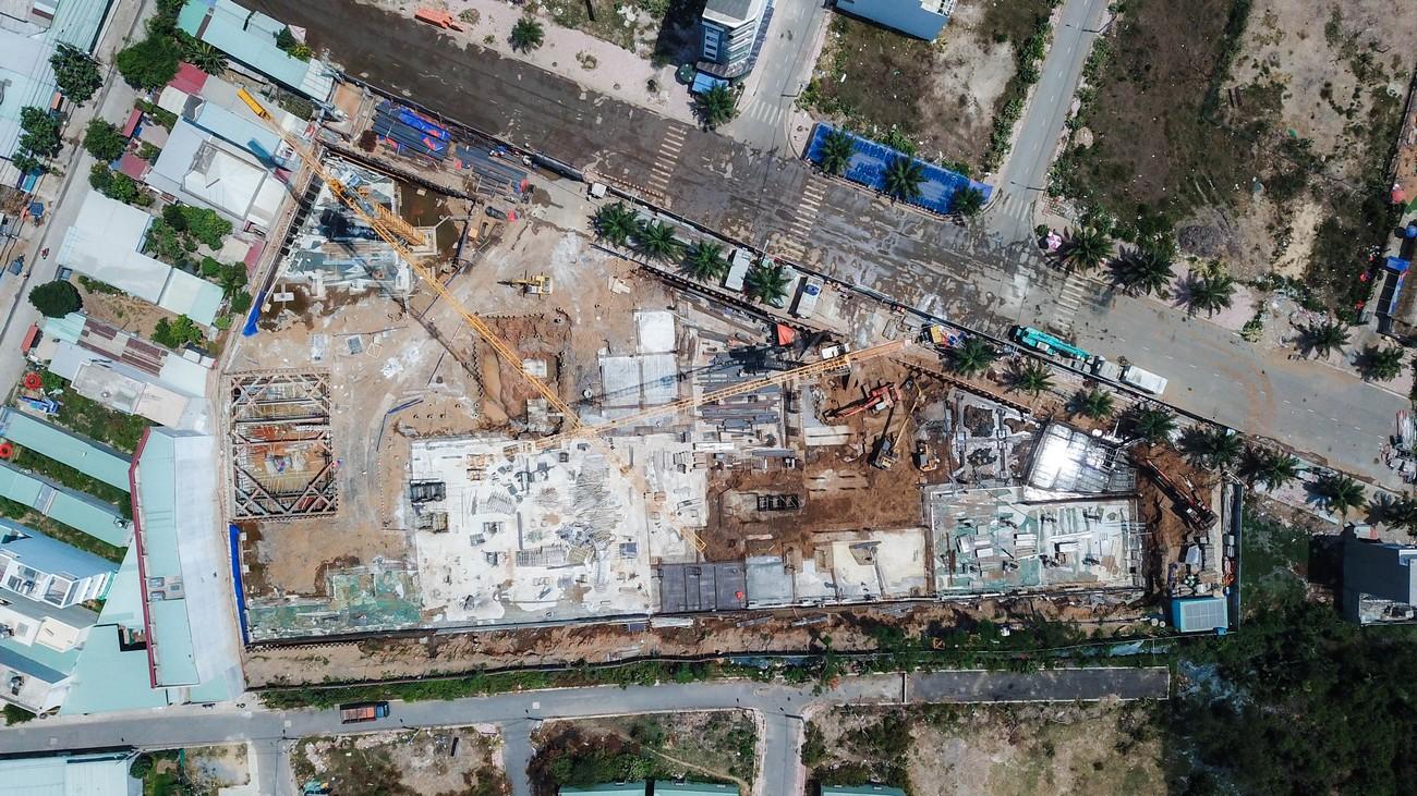 Tiến độ dự án Căn hộ chung cư Ricca Quận 9 Đường Gò Cát Phường Phú Hữu 05/2020