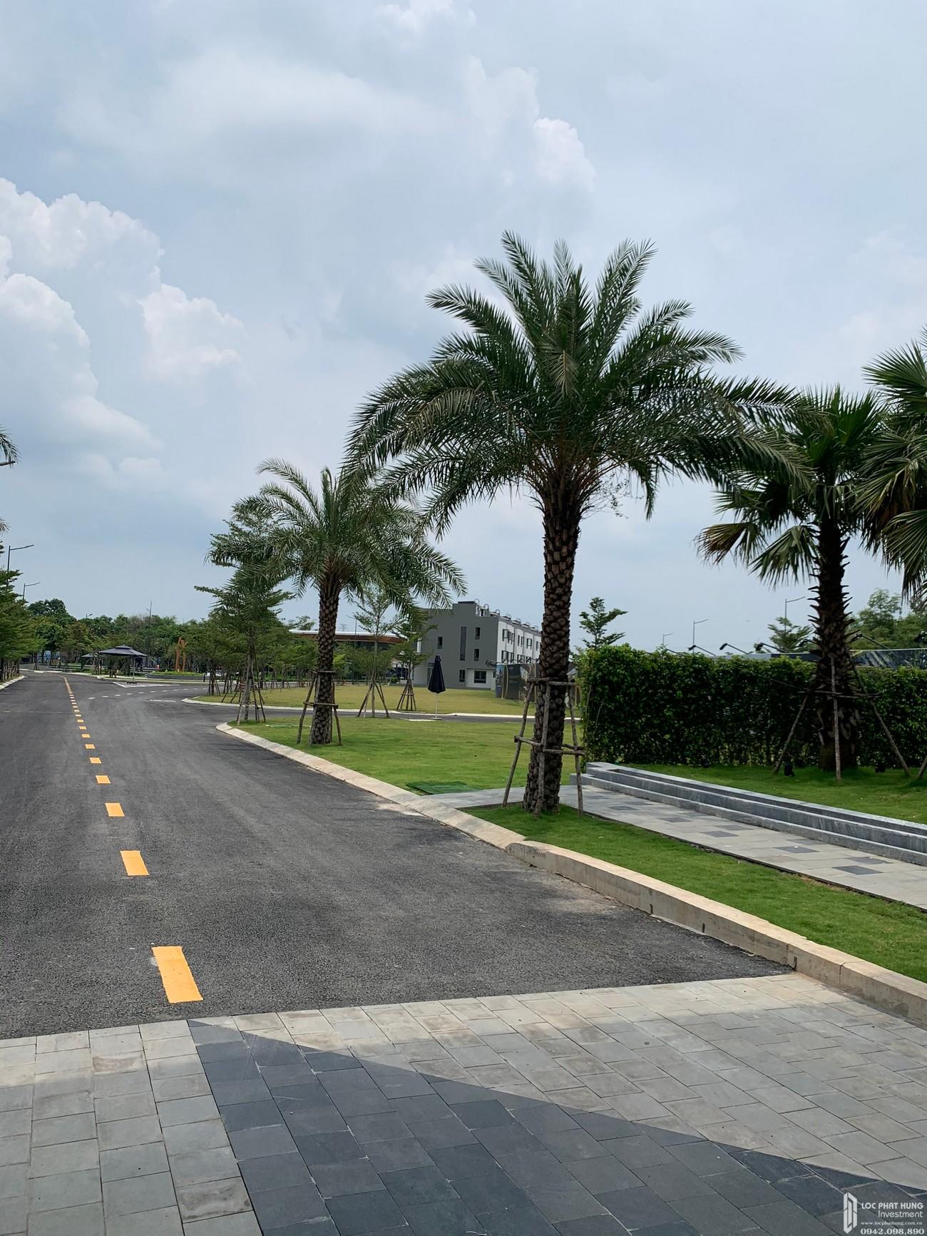 Tiến độ dự án nhà phố The Standard Bình Dương chủ đầu tư An Gia - ngày 08/09/2020