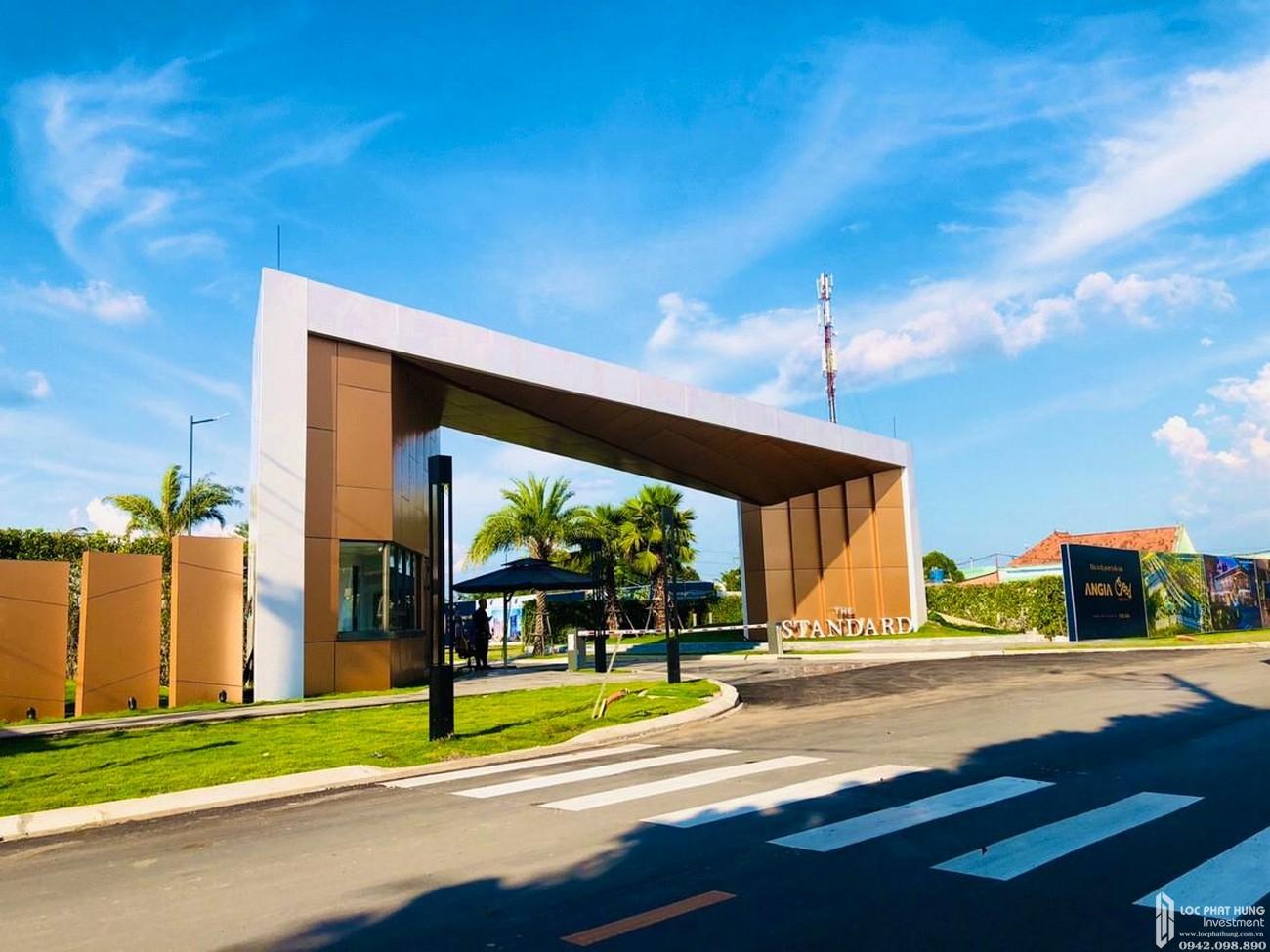 Tiến độ The Standard dự án nhà phố Bình Dương | Ngày 08/09/2020