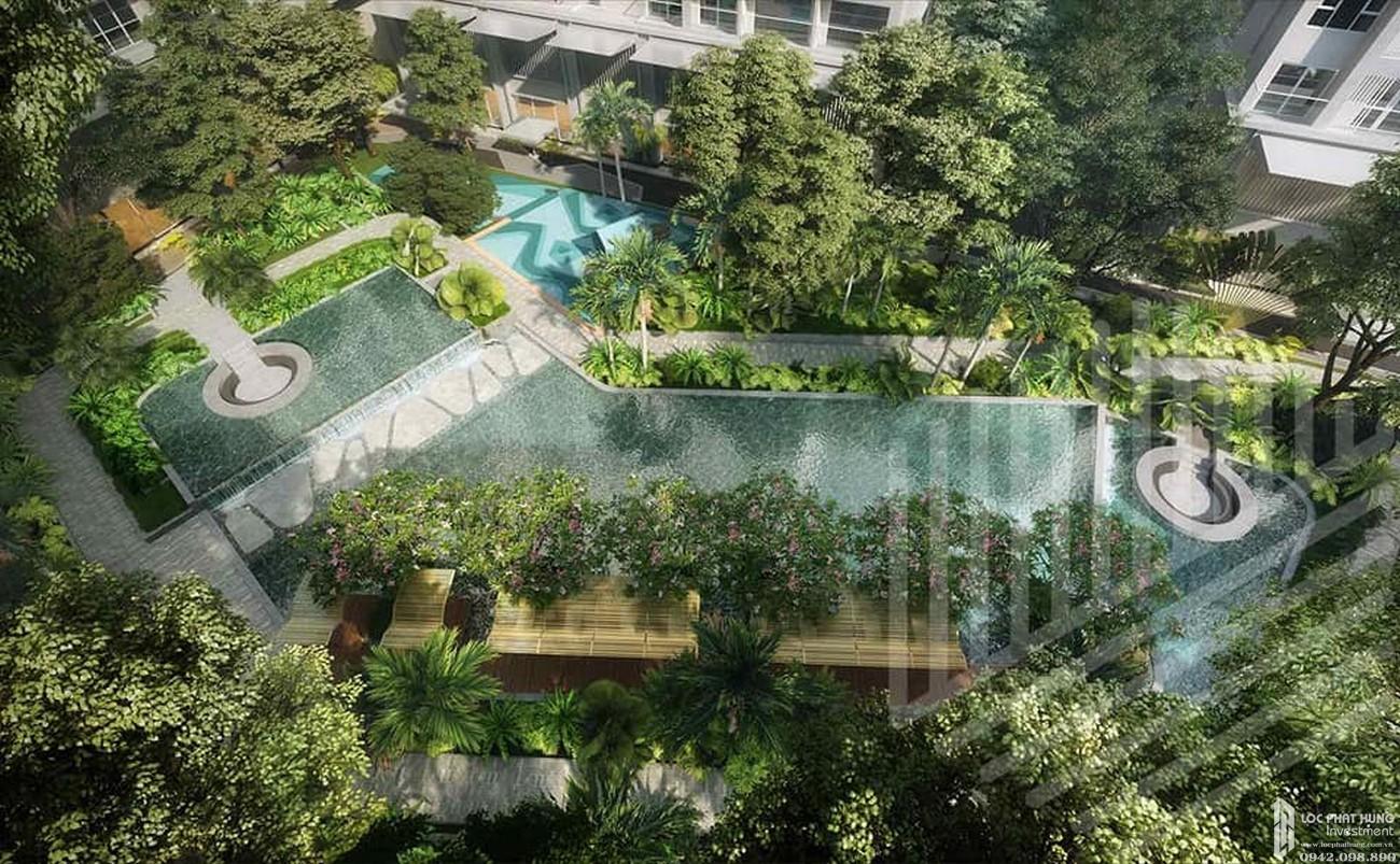 Tiện ích nội khu dự án căn hộ chung cư Lavita Hưng Thịnh Thuận An Đường Quốc lộ 13 chủ đầu tư Ngọc Điền (RubyLand)