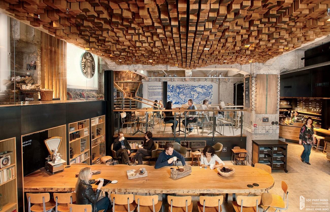Dự án của nhà thiết kế nội thất Astral City - AA Coporation
