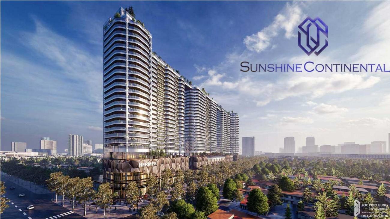 Dự án Sunshine Continental Q10 của chủ đầu tư Sunshine Group