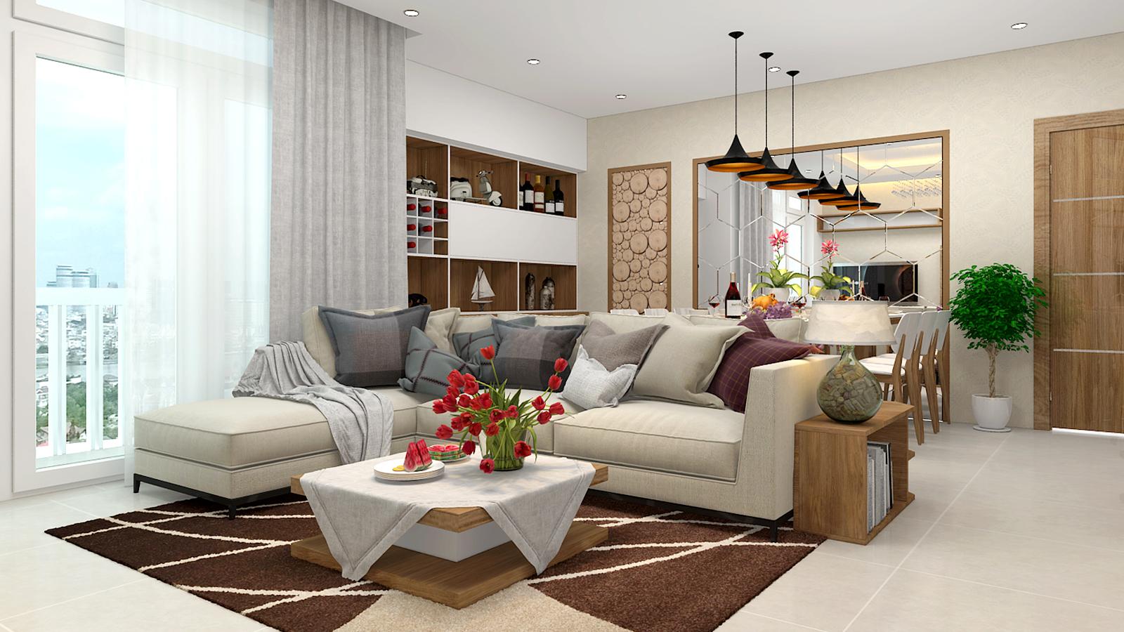 Nhà mẫu dự án căn hộ chung cư Central Premium Quận 8 Đường Tạ Quang Bửu chủ đầu tư Giai Việt