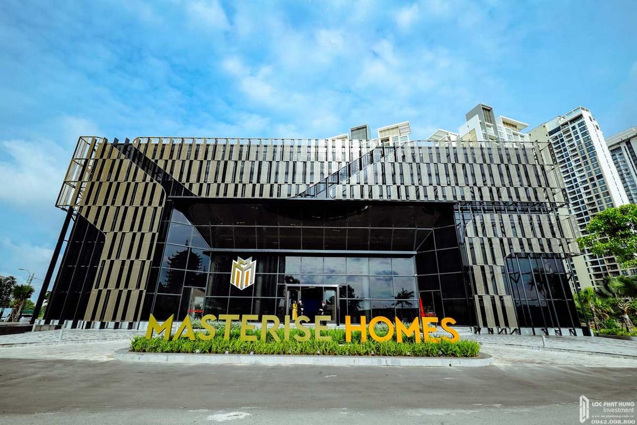 Khu nhà mẫu sang trọng dự án Masteri Centre Point Quận 9
