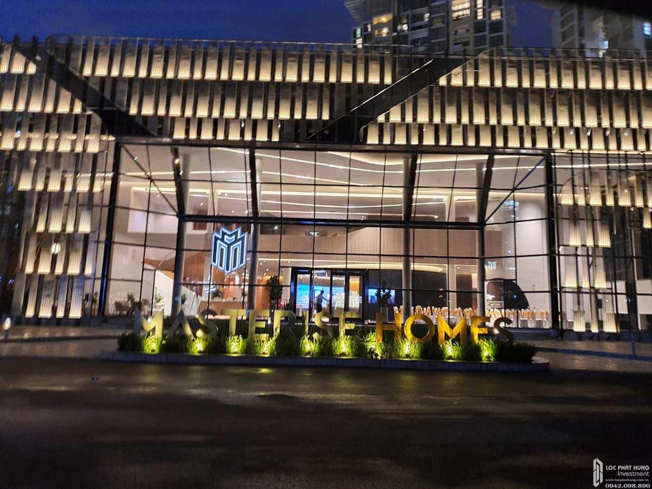 Khu nhà mẫu dự án căn hộ Masterise Centre Point Quận 9 Đường Nguyễn Xiển chủ đầu tư Vingroup