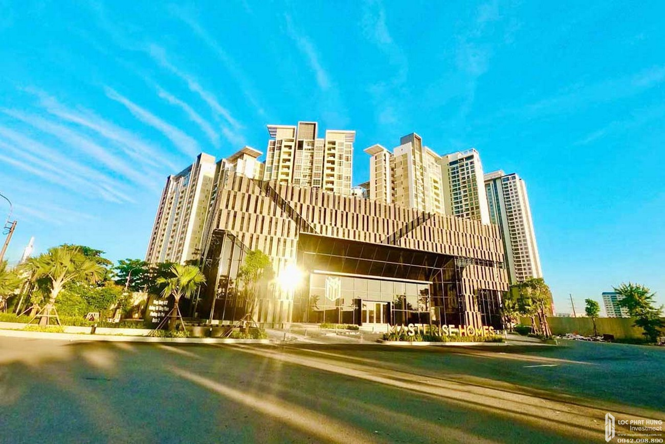 Khu nhà mẫu dự án căn hộ Masteri Centre Point  Quận 9 Đường Nguyễn Xiển chủ đầu tư Masterise Homes
