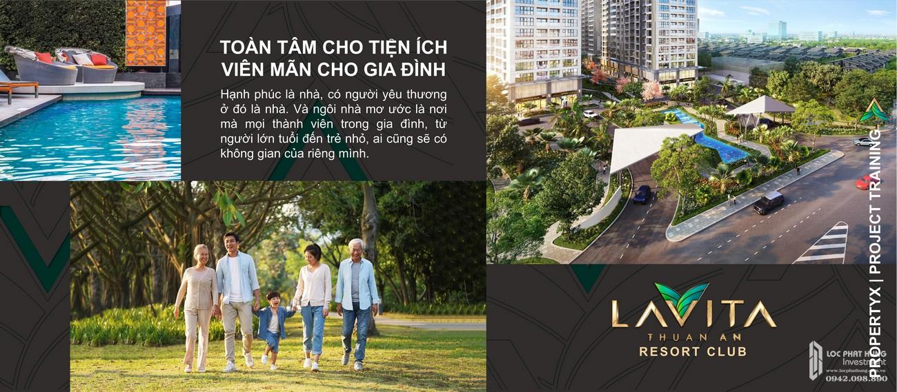 Tiện ích dự án Lavita Thuận An