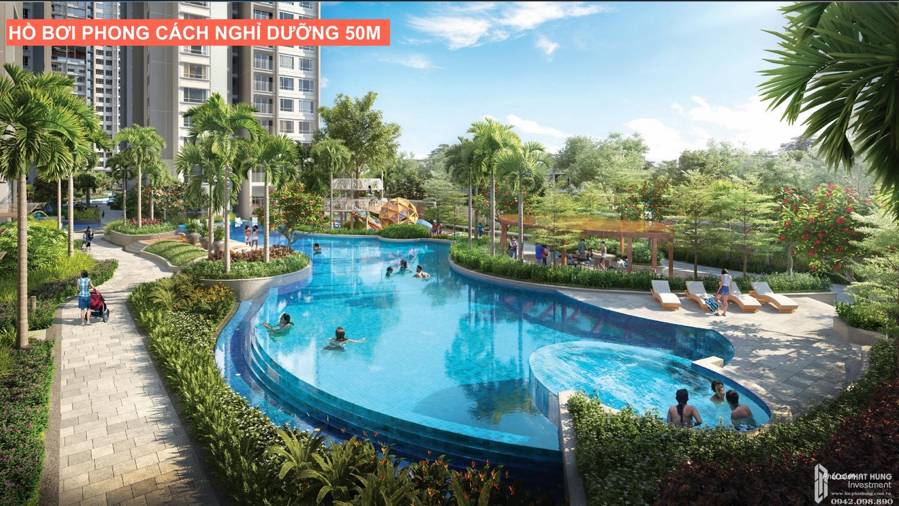Tiện ích nội khu dự án căn hộ chung cư Celesta Rise Nhà Bè Đường Nguyễn Hữu Thọ chủ đầu tư Keppel Land