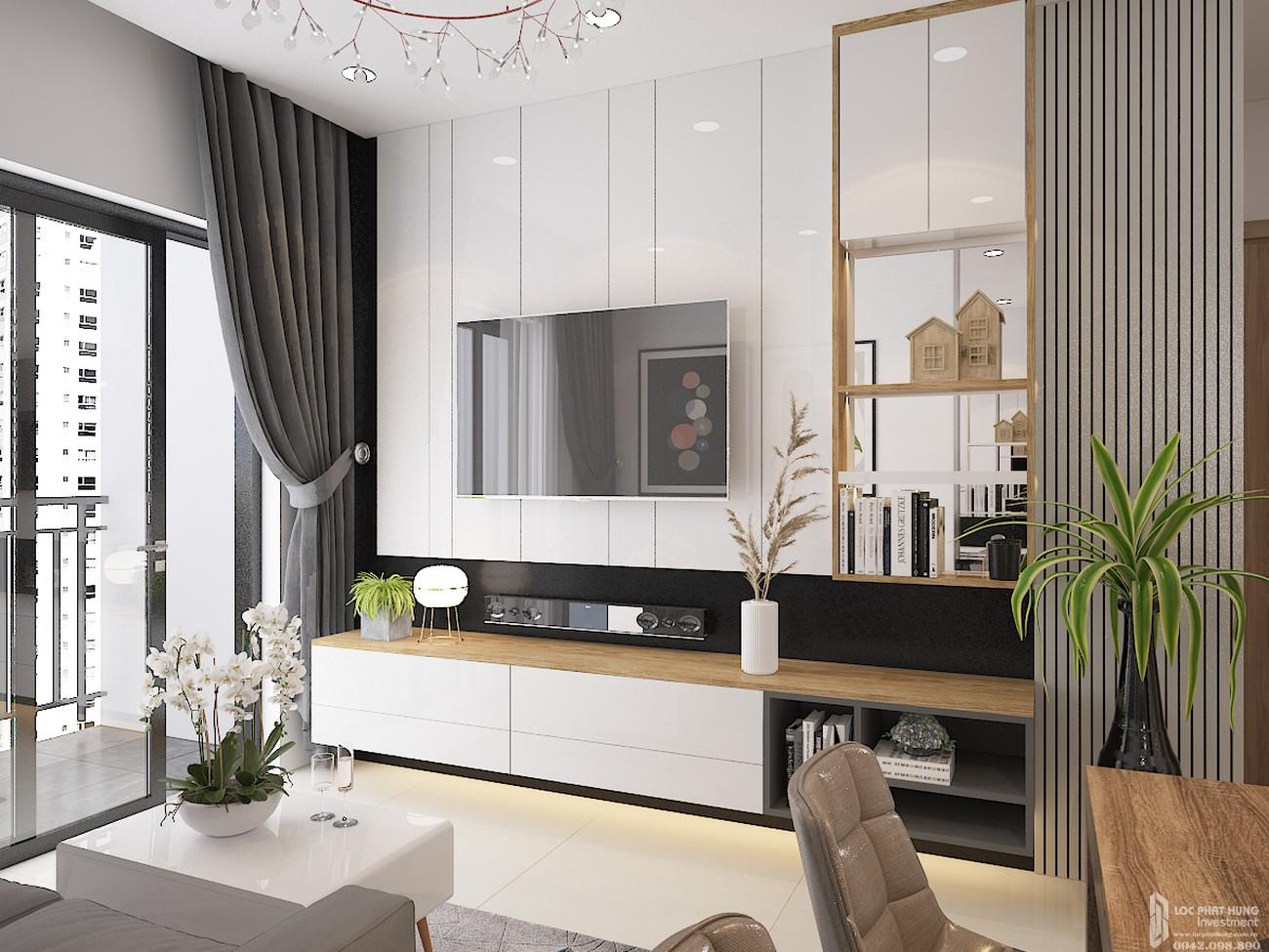 Nhà mẫu dự án căn hộ chung cư Bcons Plaza Dĩ An Đường Thống Nhất chủ đầu tư Bcons