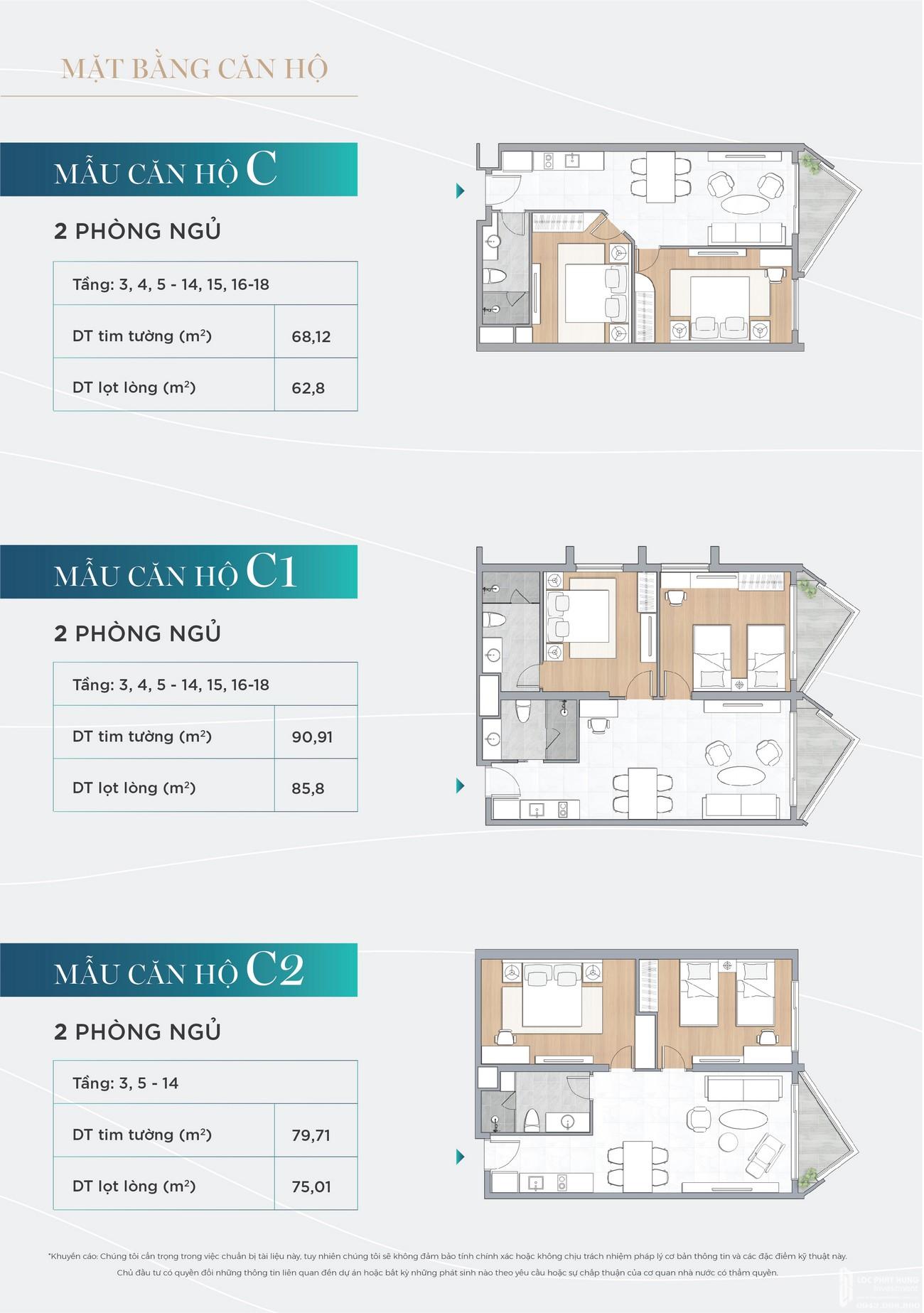 Thiết kế dự án căn hộ The Maris chủ đầu tư Trùng Dương Corp