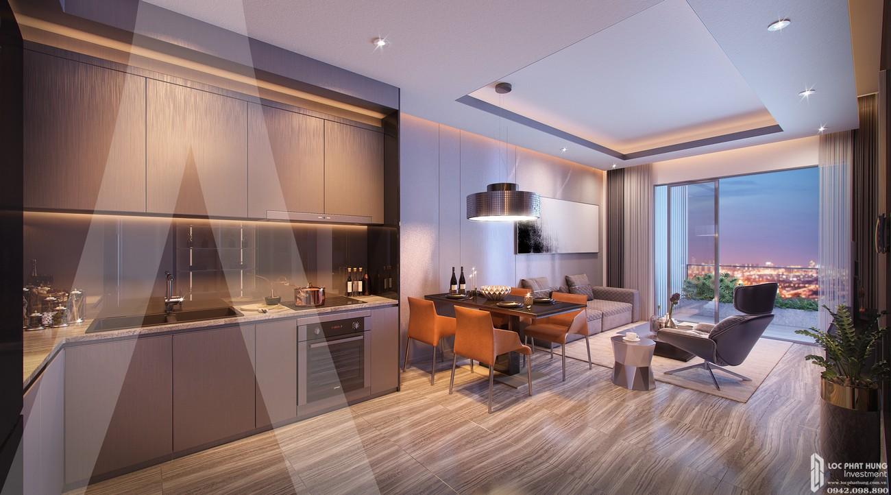 Nhà mẫu căn hộ 2PN Astral City Thuận An Đường Quốc lộ 13 chủ đầu tư Phát Đạt Group