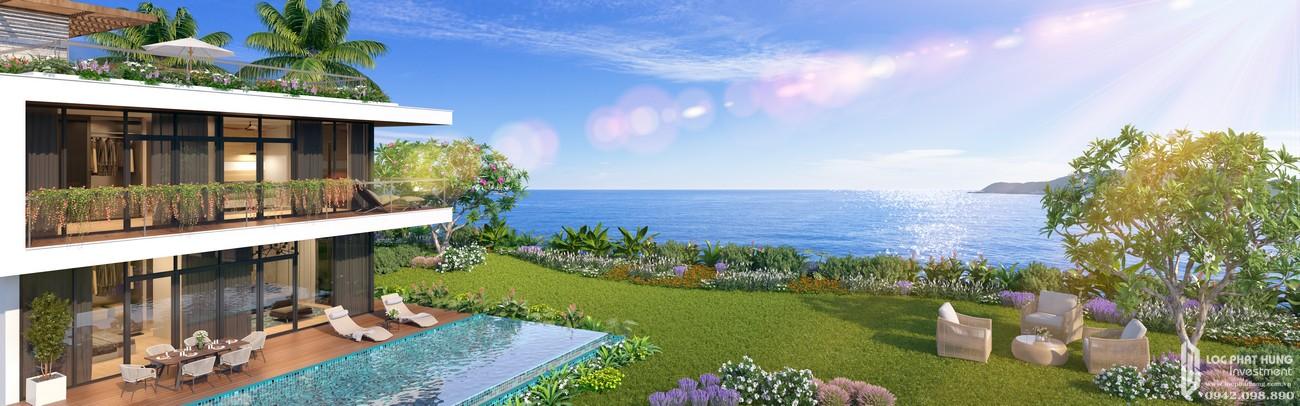 Nhà mẫu dự án biệt thự biển condotel The Maris chủ đầu tư Trùng Dương Corp