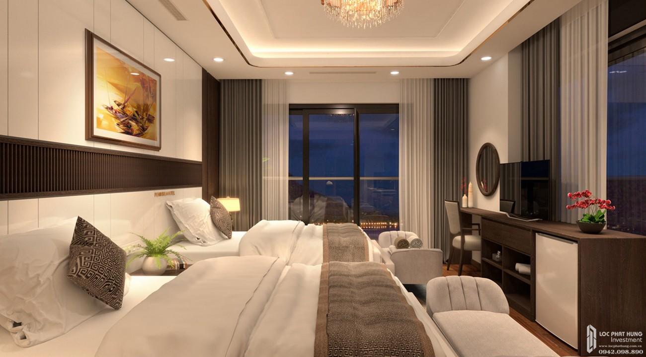 Thiết kế condotel dự án Sunshine Diamond Bay Nha Trang