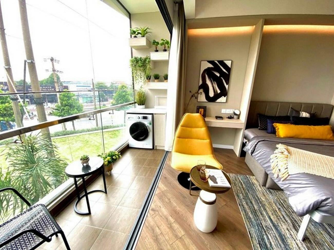 Nhà mẫu dự án căn hộ Lavita Hưng Thịnh Thuận An Bình Dương
