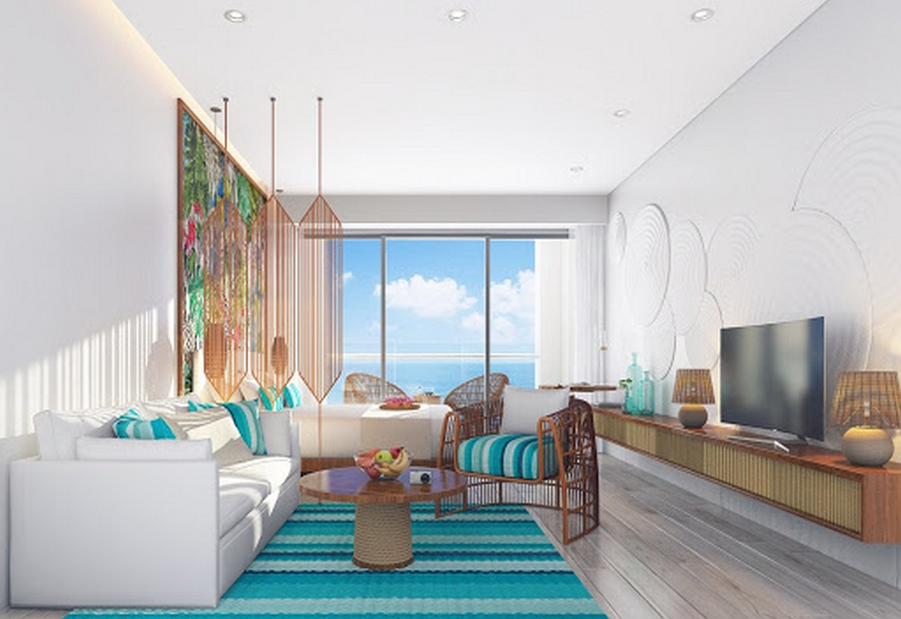 Nhà mẫu dự án căn hộ Panorama Nha Trang