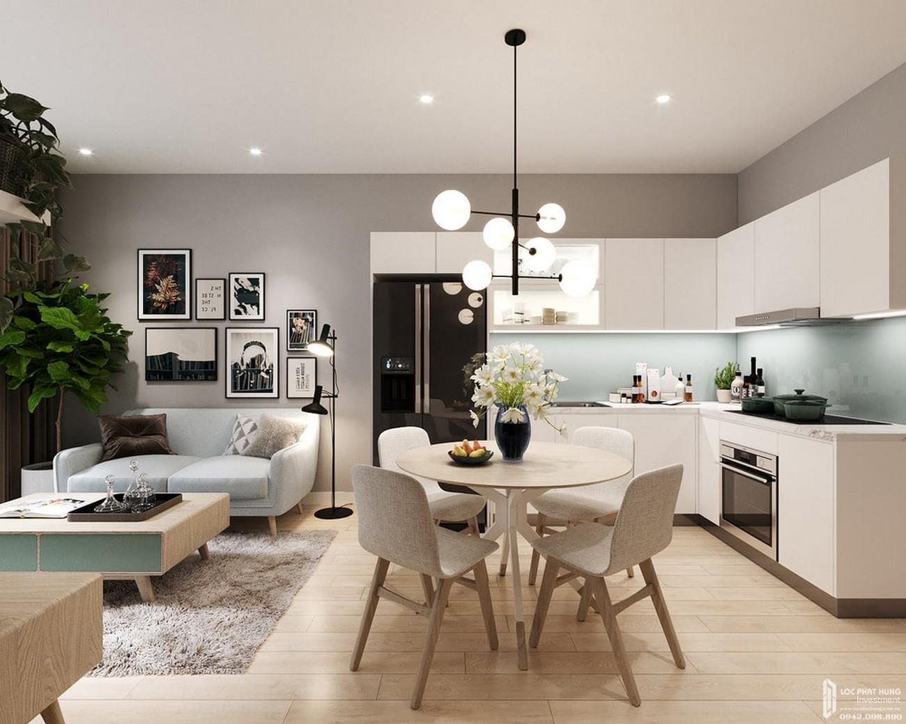 Dự án Vinhomes West Point của nhà thiết kế nội thất Astral City - AKA Furniture