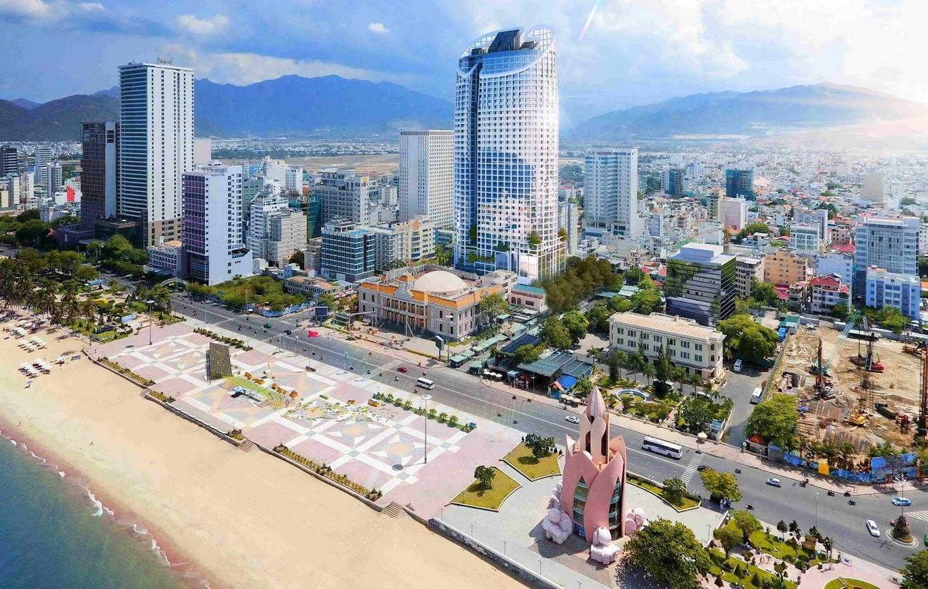 Phối cảnh dự án căn hộ Panorama Nha Trang