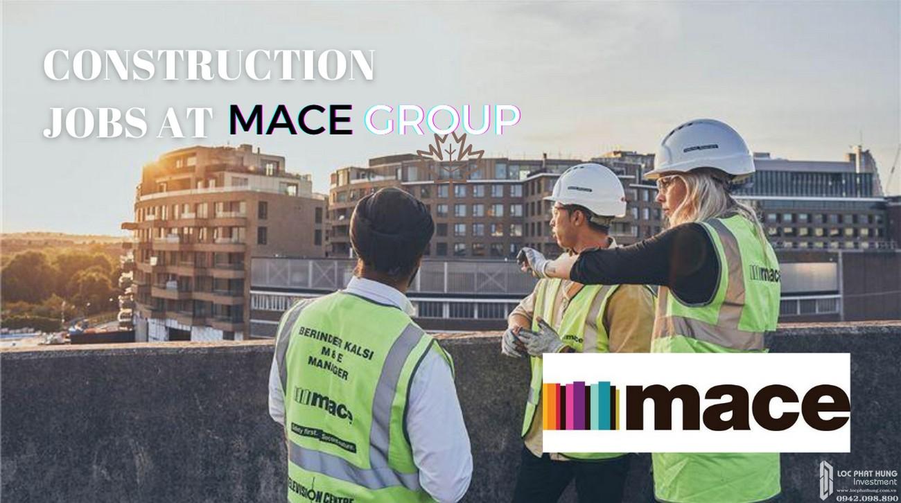Masteri Centre Point bắt tay với Mace tập đoàn tư vấn quản lý danh tiếng hàng đầu thế giới