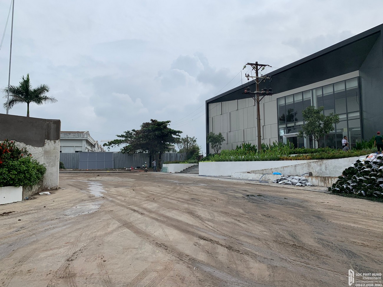 Tiến độ dự án căn hộ chung cư Anderson Park Thuận An Bình Dương