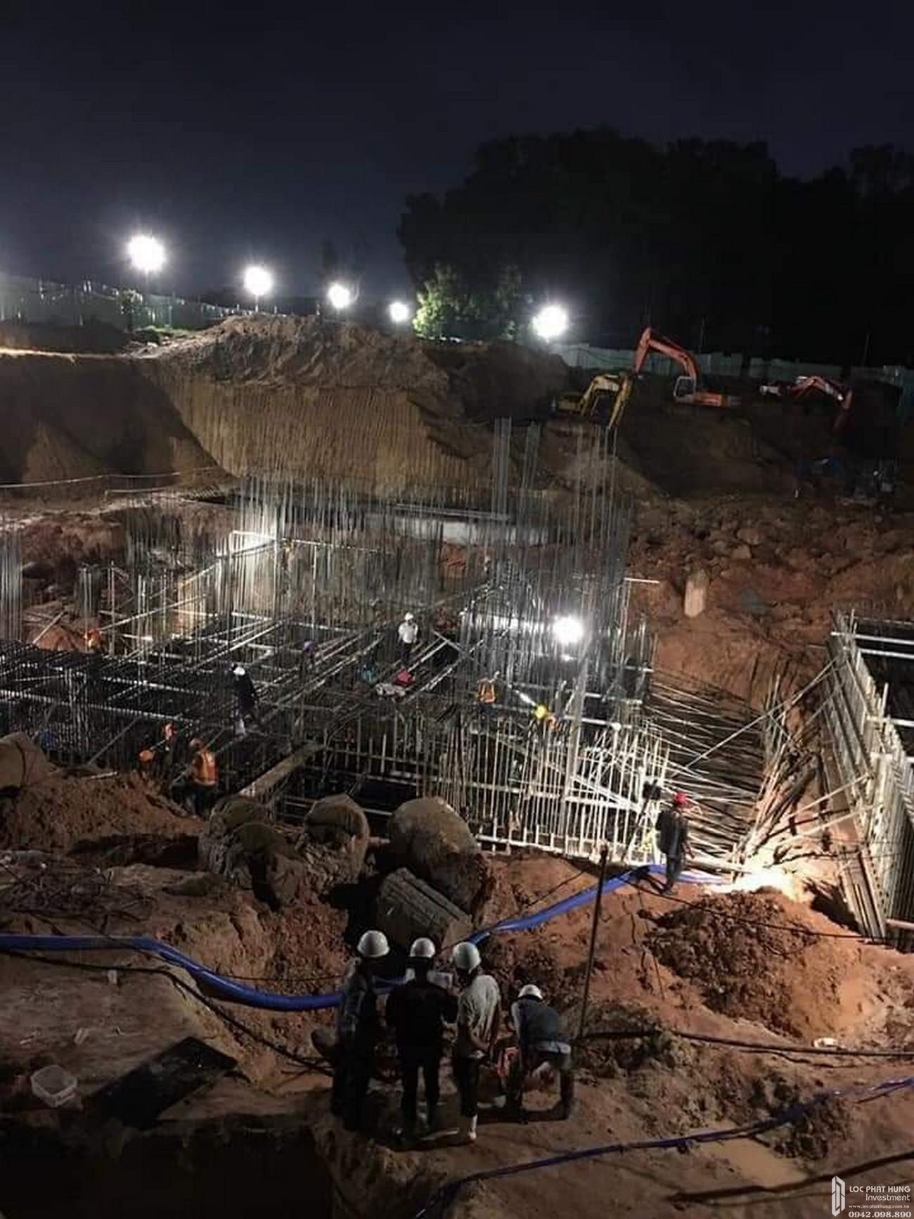 Tiến độ dự án căn hộ chung cư Lavita Thuận An Thuận An Bình Dương