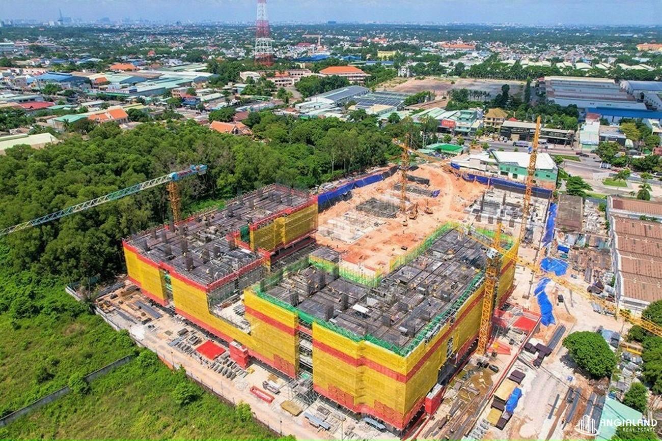 Tiến độ xây dựng dự án Lavita Hưng Thịnh ngày 01/07/2021