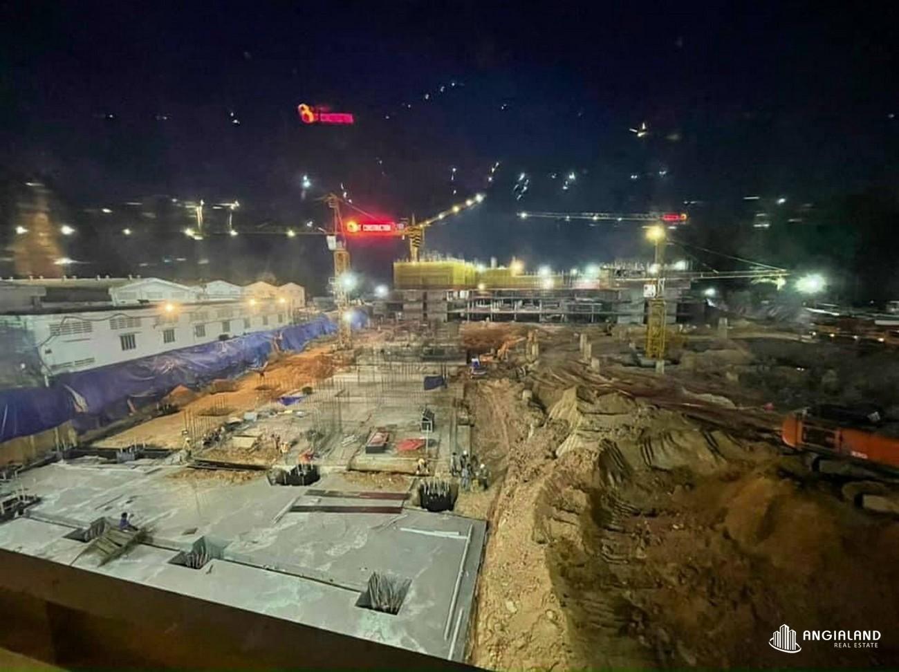 Tiến độ xây dựng Lavita Thuận An Hưng Thịnh tháng 06/2021