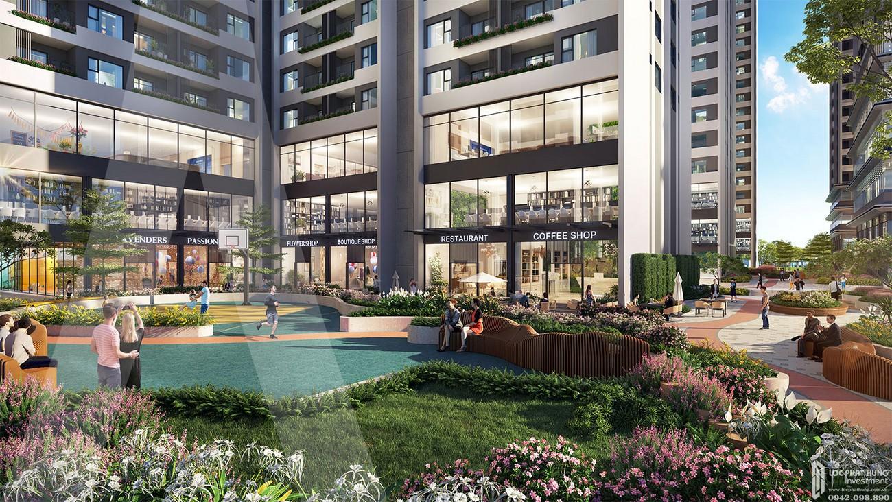 Tiện ích dự án Astral City Bình Dương Đường Quốc lộ 13 chủ đầu tư Phát Đạt Group