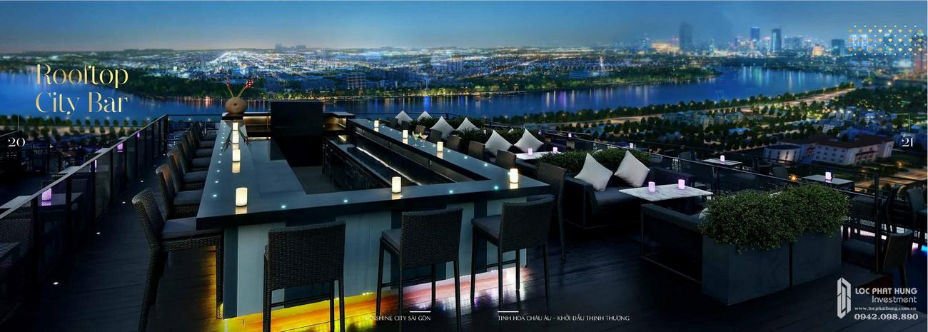 Tiện ích dự án căn hộ chung cư Sunshine City Sài Gòn Quận 7 Đường Phú Thuận chủ đầu tư Sunshine Group