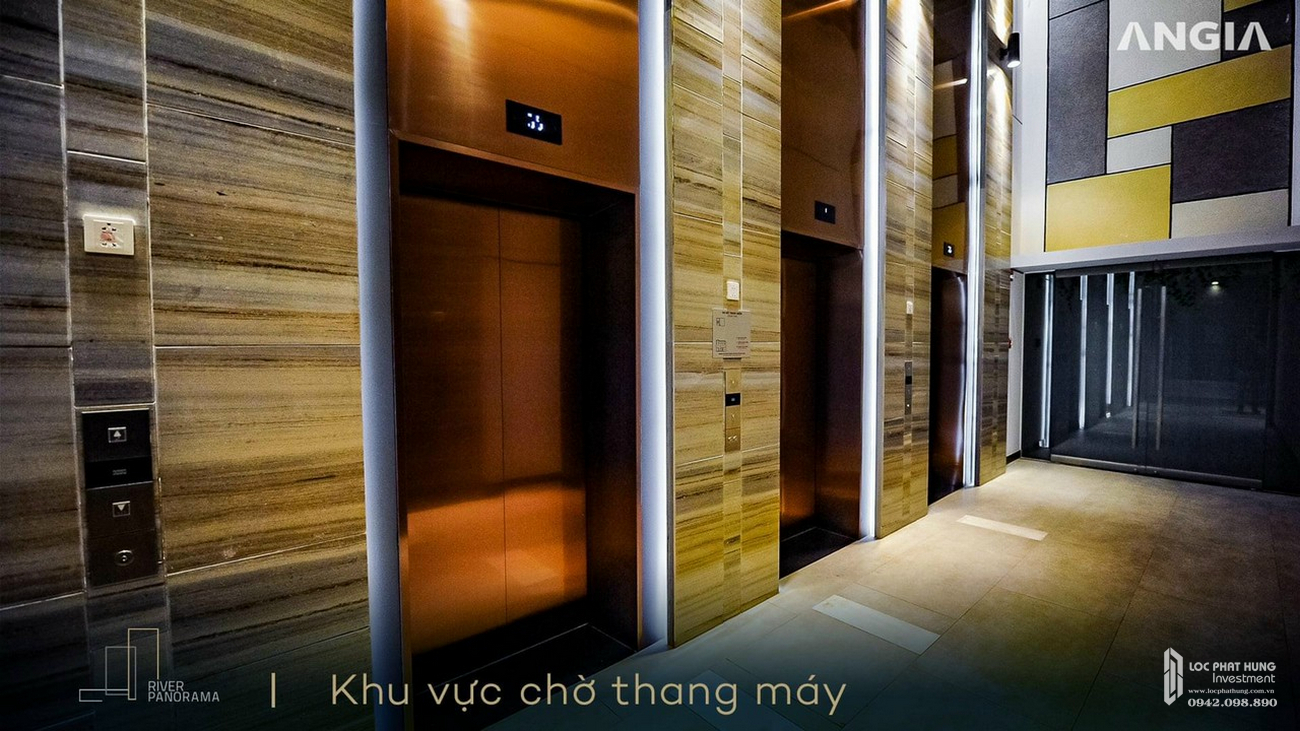 Tiện ích dự án căn hộ chung cư River Panorama Quận 7 Đường Hoàng Quốc Việt chủ đầu tư An Gia Investment