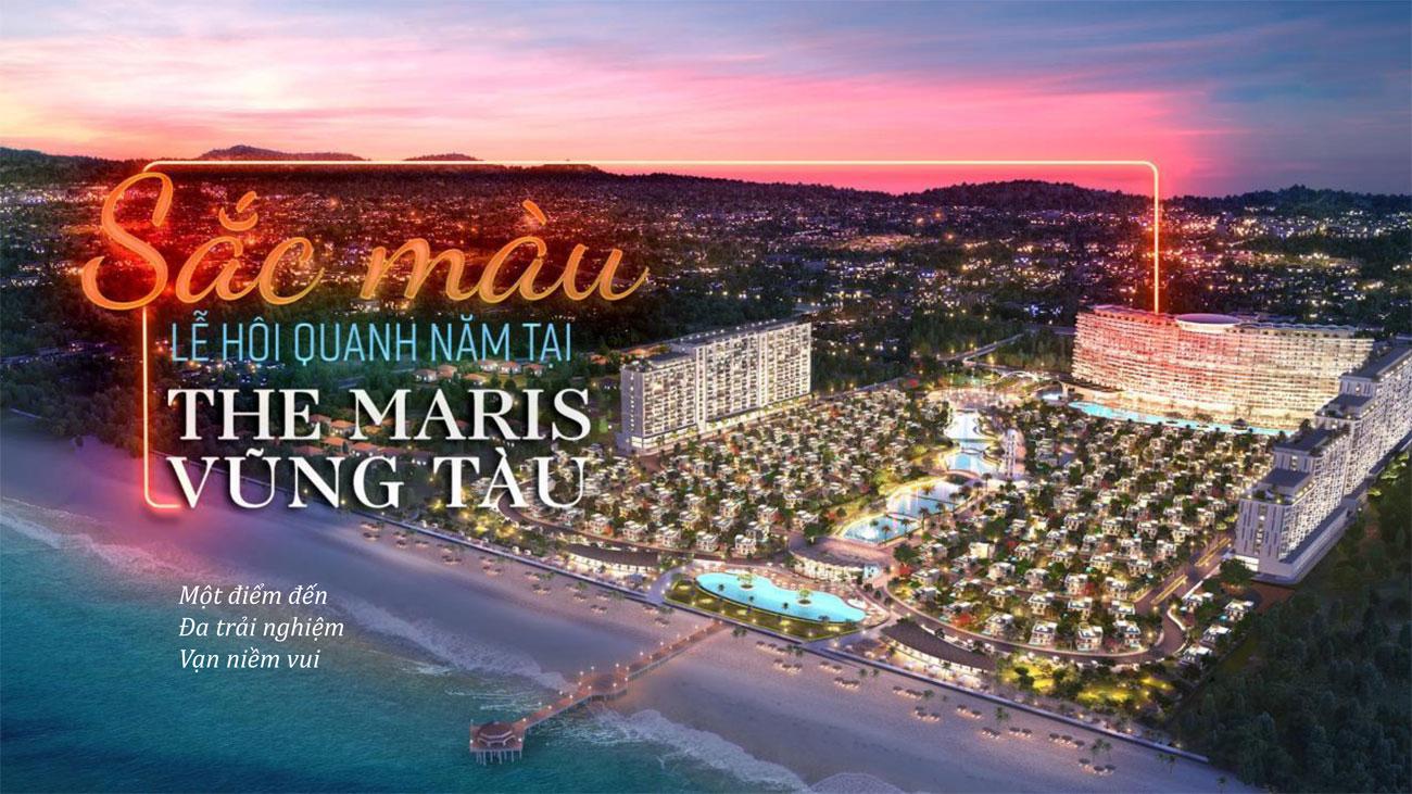 Tiện ích dự án căn hộ The Maris Vũng Tàu