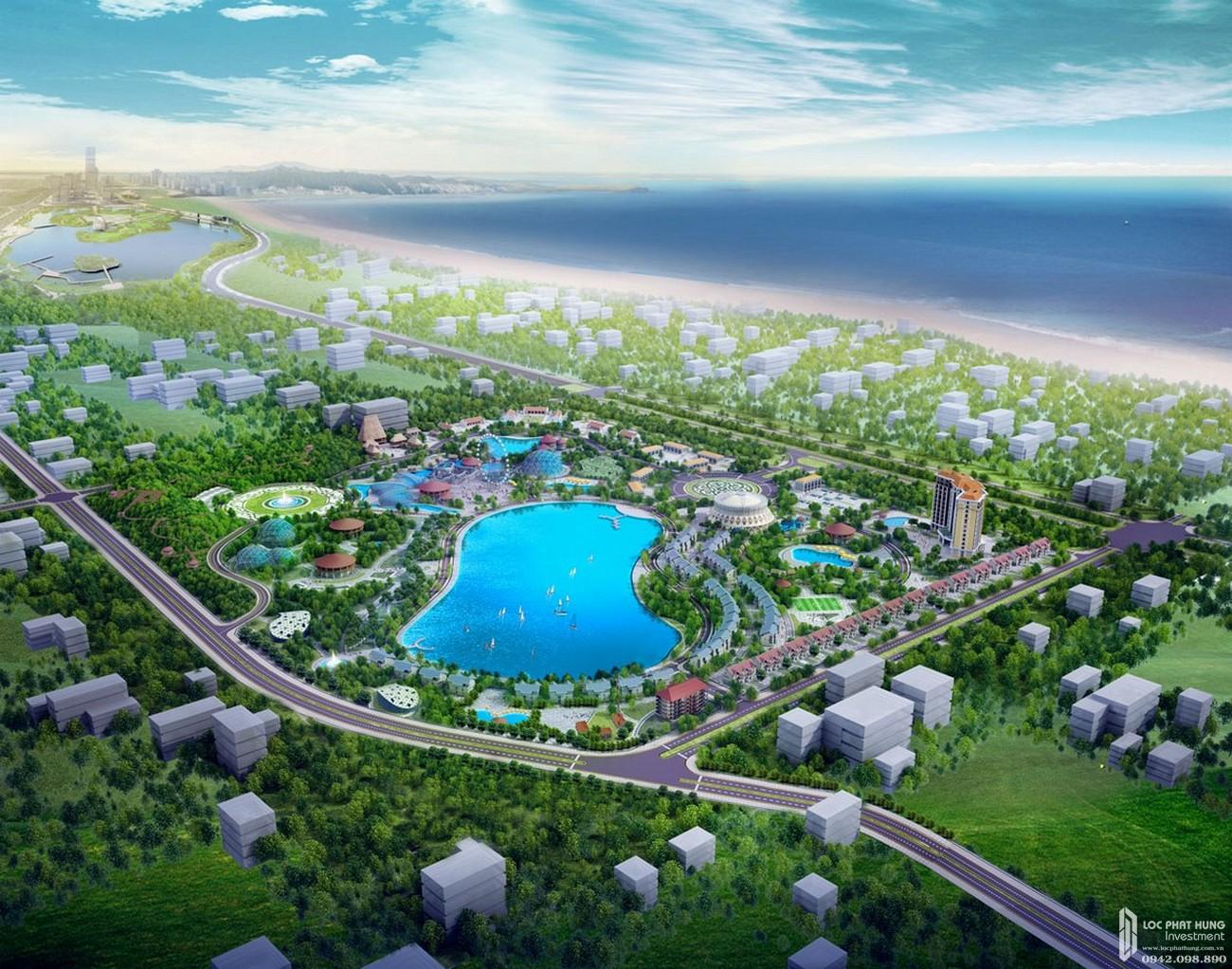 Tiện ích ngoại khu dự án Sunshine Diamond Bay Nha Trang