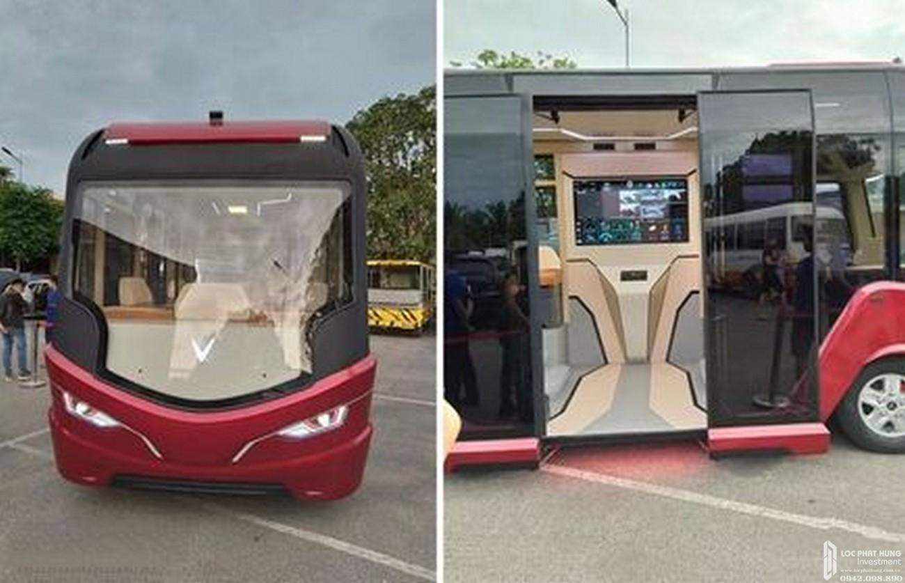 Đề xuất 5 tuyến Buýt điện VinBus di chuyển đến Vinhomes Grand Park
