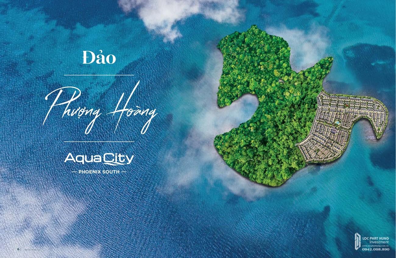 Đảo Phượng Hoàng Aqua City The Phoenix South