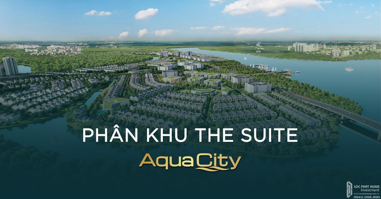 Aqua City The Suite Biên Hòa