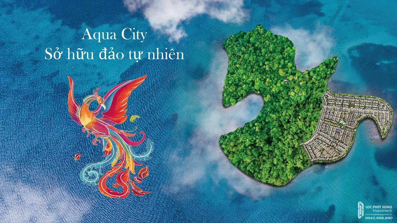 GIới thiệu dự án Aqua City The Phoenix South phân khu tuyệt đẹp với hình ảnh của Phương Hoàng đầy rực rỡ