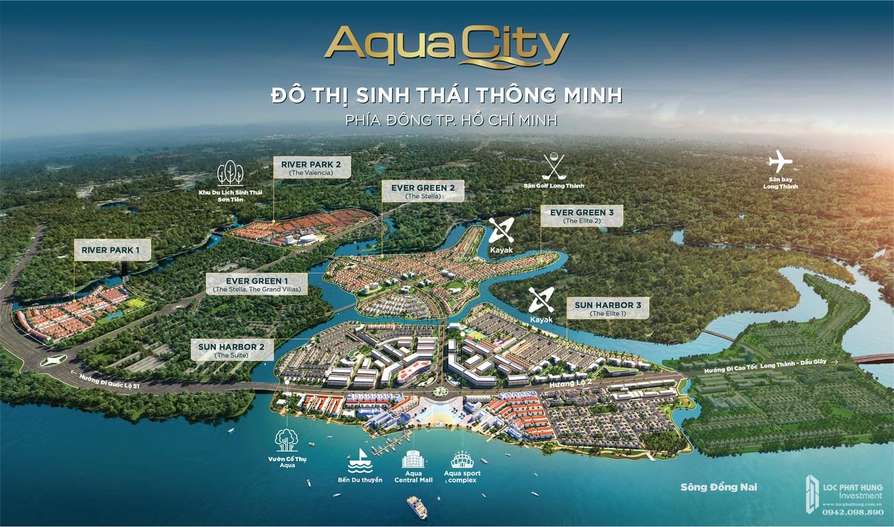 Aqua City Đô thị sinh thái phía Đông TP. Hồ Chí Minh