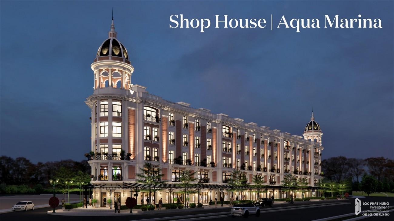 Shophouse | Aqua Marina của dự án Aqua City nhà phát triển Novaland