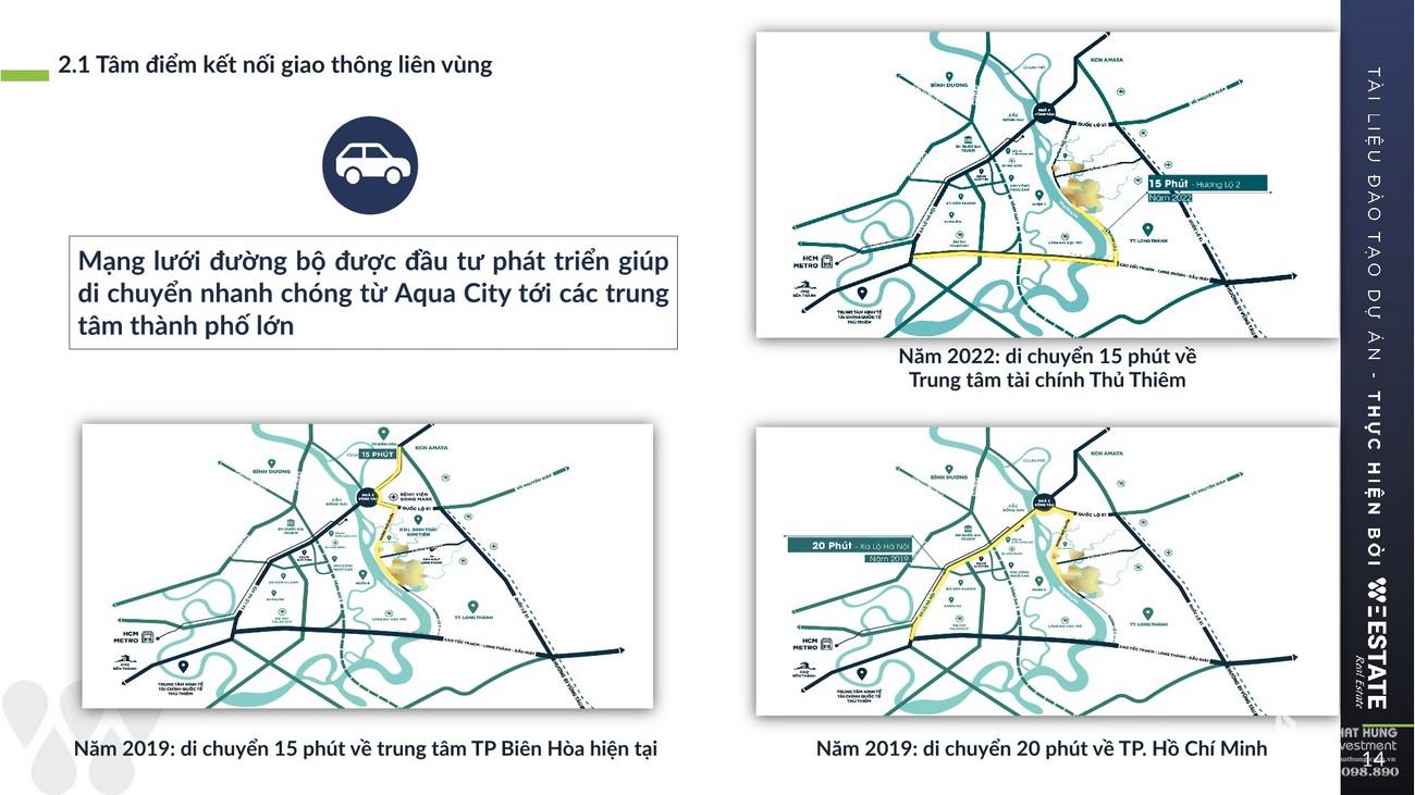 Mạng lưới đường bộ được đầu tư phát triển nhanh chóng