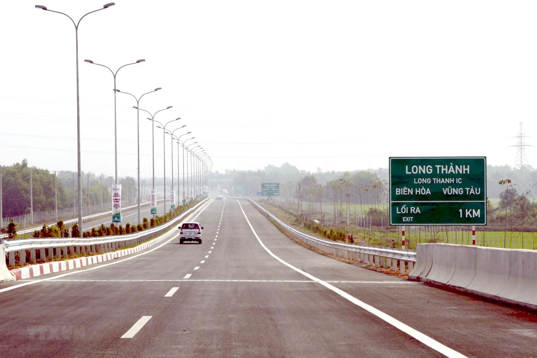Cao tốc TP. HCM - Long Thành Dầu Giây