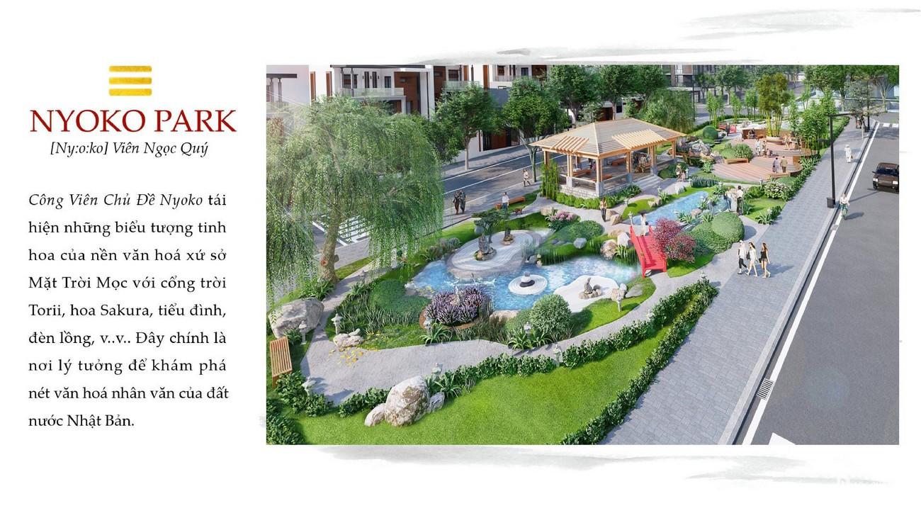 Tiện ích dự án nhà phố Takara Residence Thủ Dầu Một Chánh Nghĩa chủ đầu tư Thành Nguyên