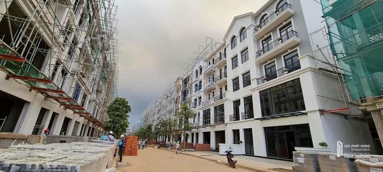 Tiến độ The Mahattan- dự án Vinhomes Grand Park tháng 11/2020