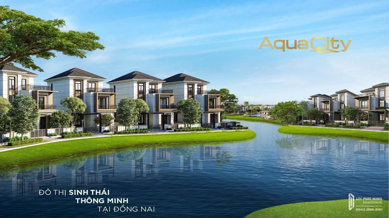 Giới thiệu dự án biệt thự Aqua City The Grand Villas Long Hưng Biên Hòa Đồng Nai nhà phát triển Novaland