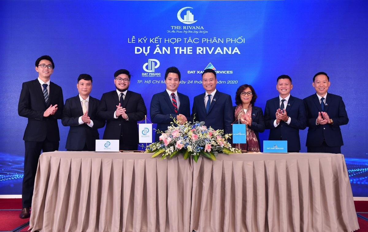 Chủ đầu tư dự án căn hộ chung cư Rivana Thuận An Đường Quốc lộ 13 chủ đầu tư Đạt Phước