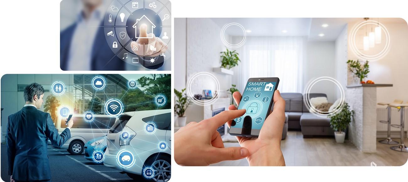 Công nghệ thông minh dự án căn hộ chung cư Sunshine Horizon Quận 4 Đường Tôn Thất Thuyết chủ đầu tư Sunshine Group