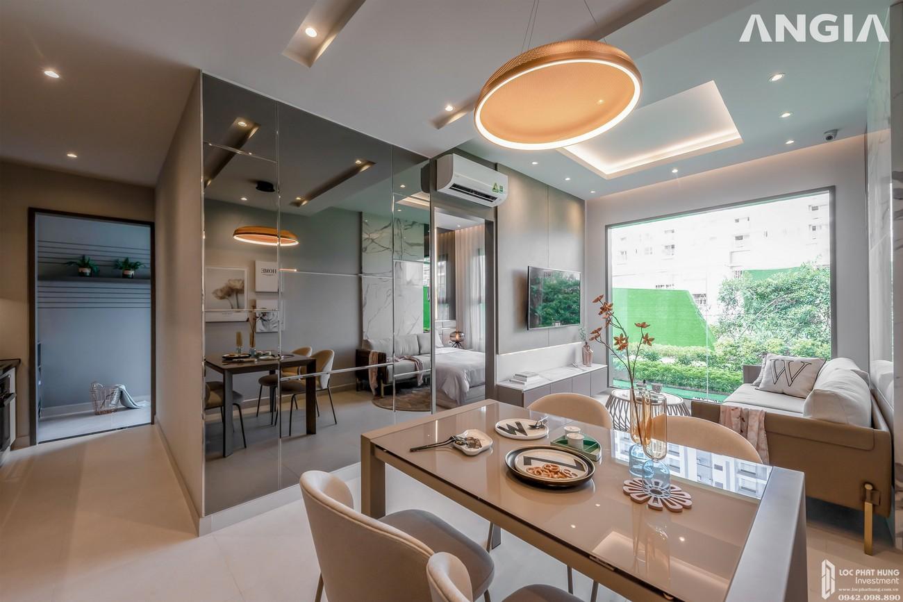 Nhà mẫu căn hộ 2PN 59m2 dự án West Gate Bình Chánh – Liên hệ 0942.098.890 nhận báo giá căn hộ này