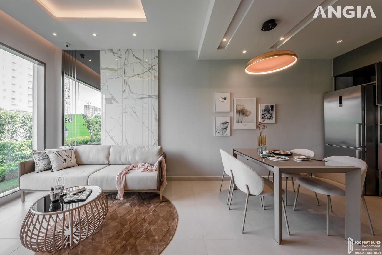 Căn hộ West Gate | Nhà mẫu 2 Phòng ngủ 59m2 – 0942.098.890